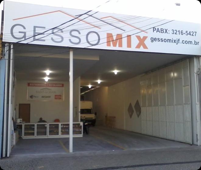 Quem Somos Gessomix Produtos para Construção Seca